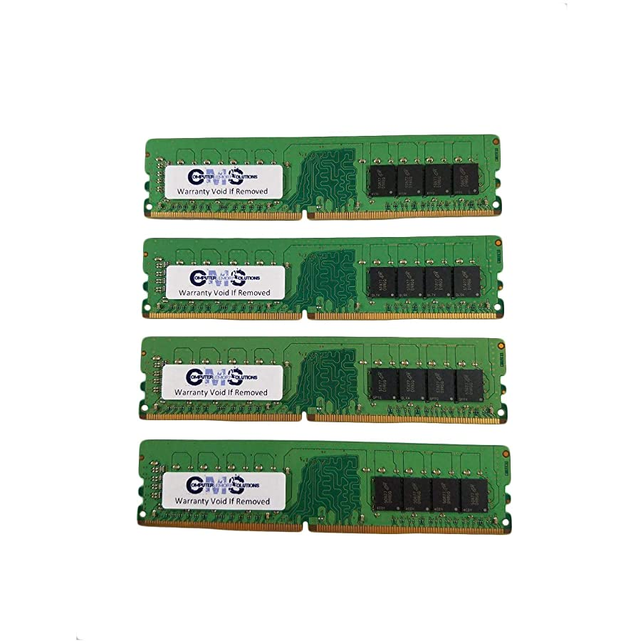 32GB (4X8GB) RAM Memory Compatible with Gigabyte - MCH37AM, X470 AORUS Gaming 5 WiFi, X470 AORUS Gaming 7 WiFi, X470 AORUS Ultra Gaming, Z390 M Gaming, Z390 UD Motherboards by CMS C119