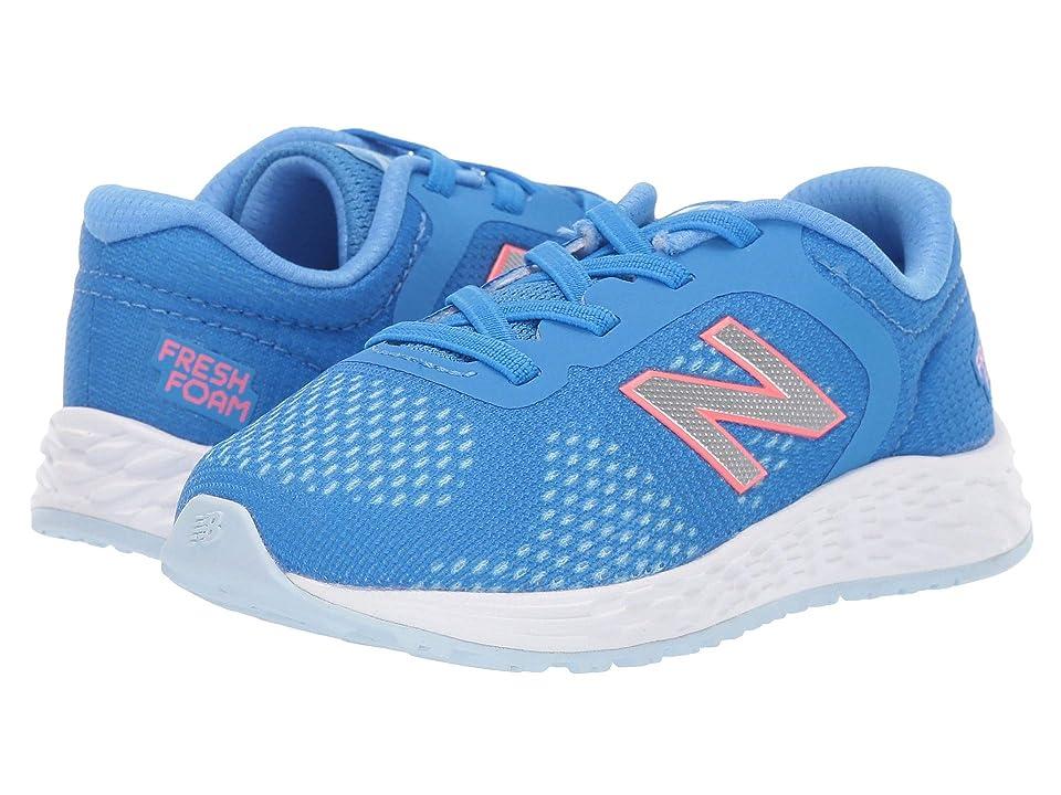 New Balance Kids IAARIv2 (Infant/Toddler) (Light Cobalt Blue/Air) Girls Shoes