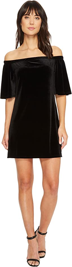 LAmade - Sophie Stretch Velvet Dress