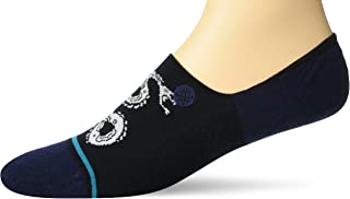 Stance Socks, Stance Crotalus - Calcetines (talla L), color negro