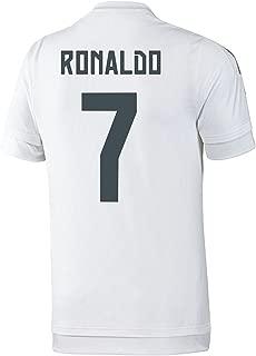 adidas Ronaldo #7 Real Madrid Home Jersey 2015-16