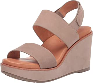 Gentle Souls by Kenneth Cole Hope Slingback Wedge Platform Sandal womens Wedge Sandal