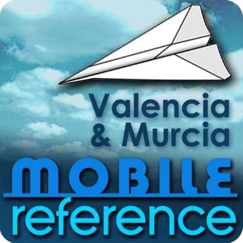 Valencia and Murcia, Spain (Costa Blanca, Costa del Azahar, and Costa Cálida) from MobileReference (Mobi Travel)