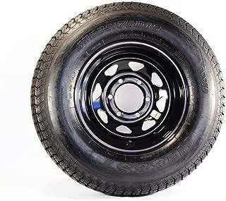 ST225/75R15 LRD 8 PR Rainier ST Radial Trailer Tire on 15