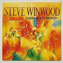 Talking Back to the Night Steve Winwood