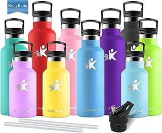 KollyKolla Botella de Agua Acero Inoxidable - 350/500/600/