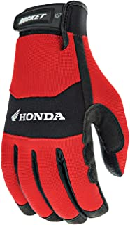 Joe Rocket Honda Racing Crew Touch Glove Red/Black Mens SM
