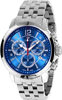 Best armani exchange mens' ax2084 steel chronograph watch Reviews