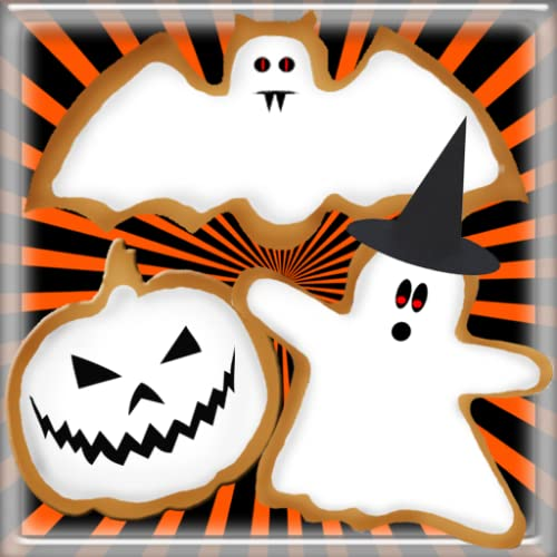 Spooky Halloween Cookie - Fun Cooking Game for Kids and Girls