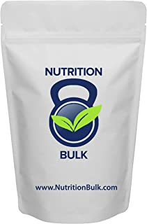 Whey Protein - Nutrition Bulk, Powder, Instant, Unflavored, Natural, Concentrate (1.5 lb)