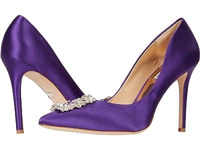 Badgley Mischka Cher (Purple) Women