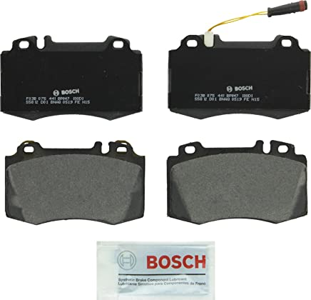 For C240,C320,C230,CLK320,C280,C350,CLK350,SLK280,SLK300 FRT Semi-Met Brake Pads