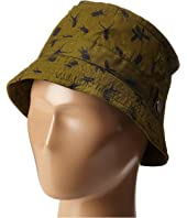 Appaman Kids - Fisherman Hat with Appaman Monkey Lining and Adjustable Bill (Infant/Toddler/Little Kids/Big Kids)