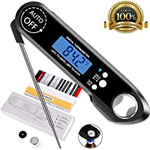 Auto-off Digital Meat Thermometer,Acuhome Instant Read Food Cooking Thermometer with 4.6