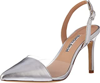 f96ddf66450 Amazon.com: Silver - Pumps / Shoes: Clothing, Shoes & Jewelry