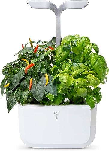 Veritable VEXK-SAWAS-US-23 Exky Smart Indoor Garden, Artic White