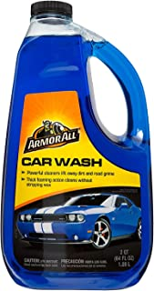 Armor All 25464 Car Wash Concentrate, 64 oz Bottle, 4/Carton