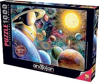 Anatolian - 1033 Gezegenler Puzzle, 1000 Parça