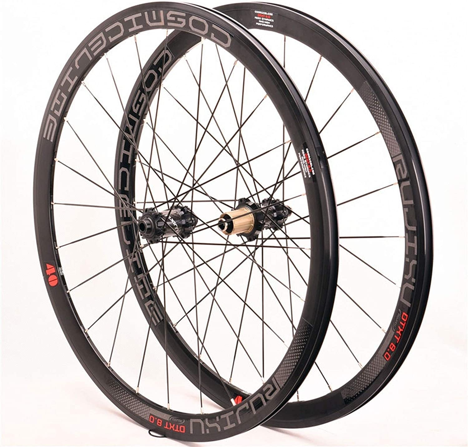 YXYH Road Bike Wheelset In a popularity 700C Front Ranking TOP2 Set Th Wheel Rear Cycling +