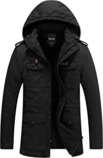 Best men's slim fit winter coat Reviews