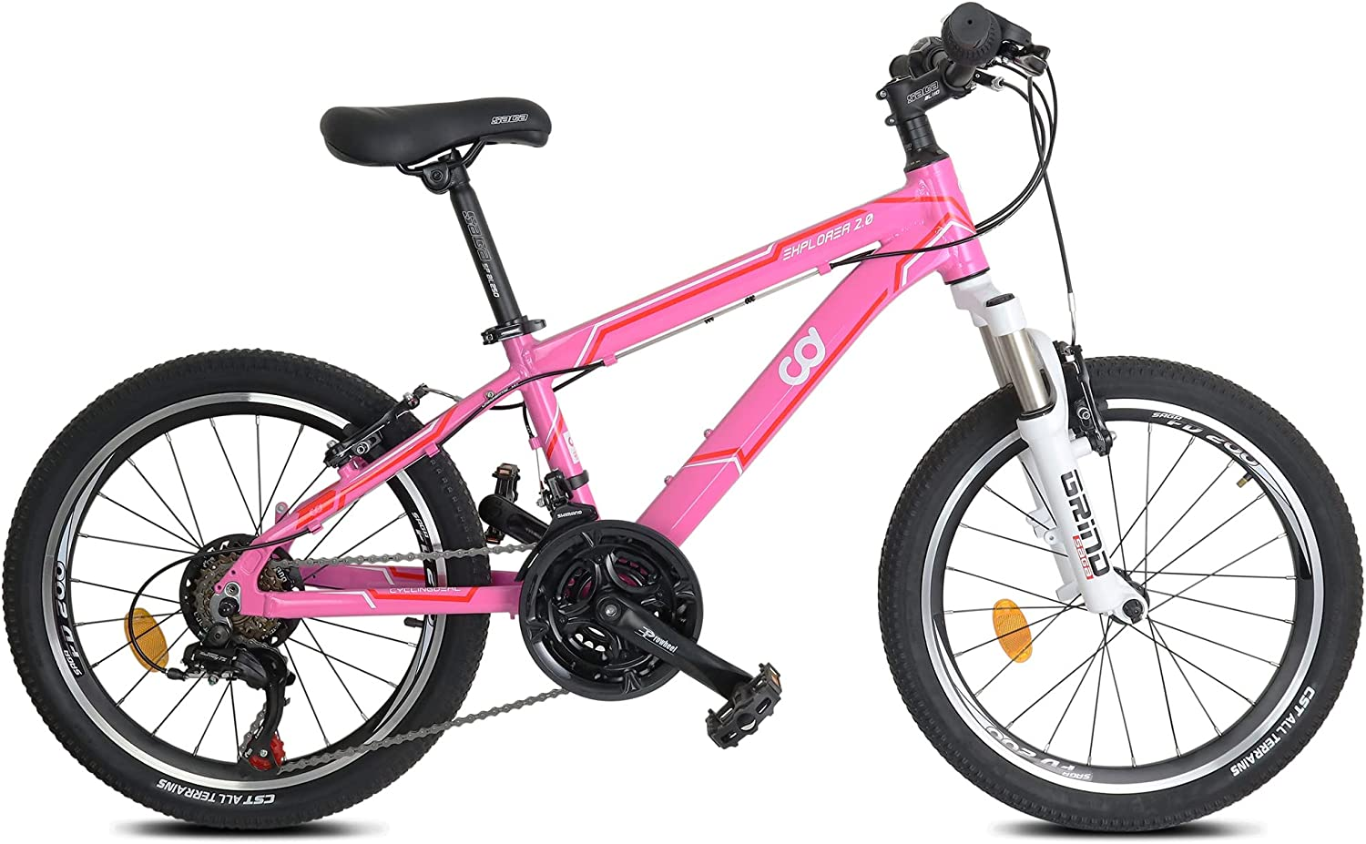 Super sale period limited CyclingDeal Kids Children Mountain Bike Detacha MTB with Some reservation Bicycle