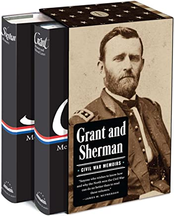 Grant and Sherman: Civil War Memoirs: A Library of America Boxed Set
