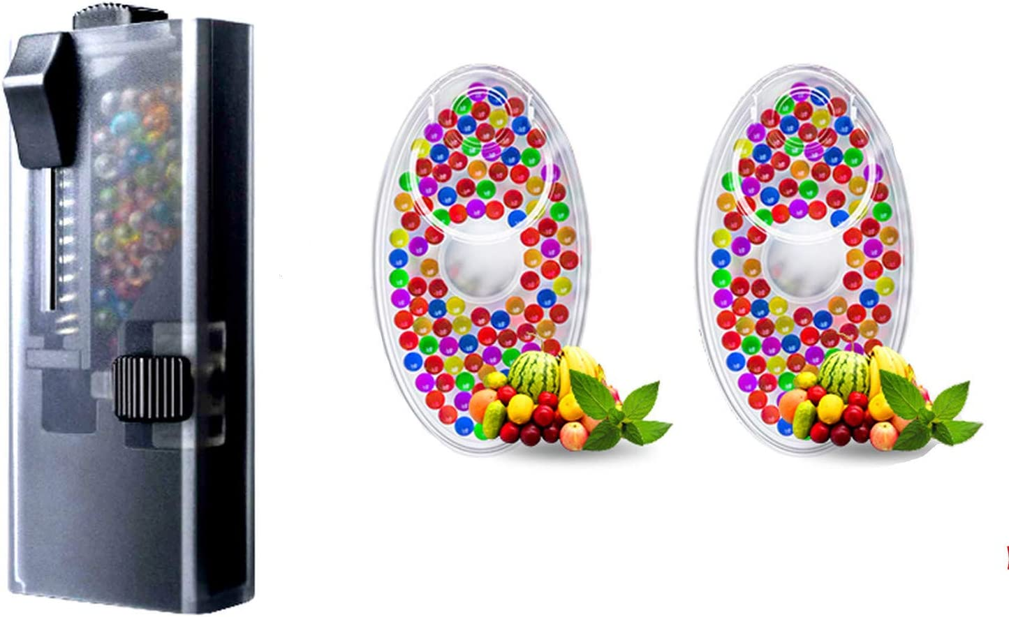 lilico 2021new shipping free DIY Cigarette Bead Mint Price reduction Burst Holder Flavor Cig