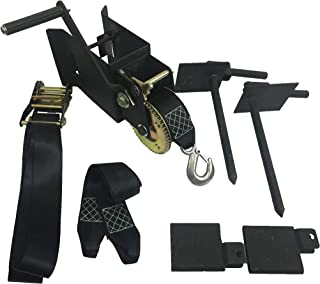 X-Stand Treestands Ladderstand Installation Kit Black