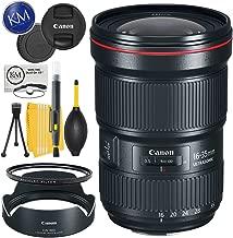 Canon EF 16-35mm f/2.8L III USM Lens w/Essential Lens Bundle