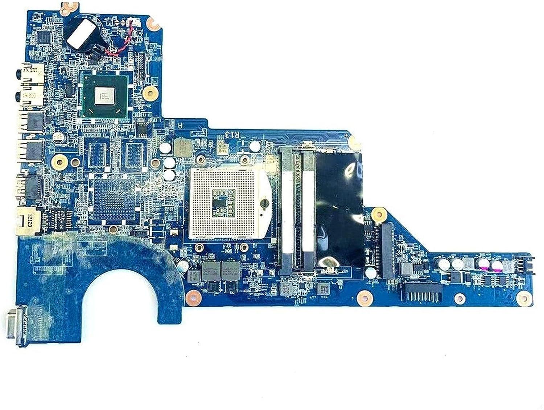 XCJ Placa Base Gaming ATX Placa Base De Cuaderno Fit For HP Pavilion G4-1000 G6-1000 G7-1000 Placa Madre Portátil HM65 DDR3 Placa Madre