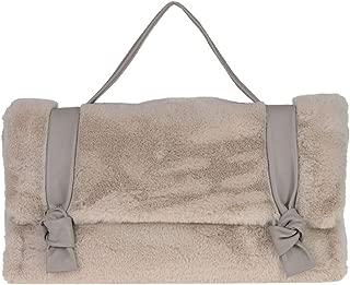 Luxury Fashion   Orciani Womens MCGLBRE000006148I Grey Handbag   Season Outlet