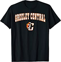 Greeley Central High School Wildcats T-Shirt C2