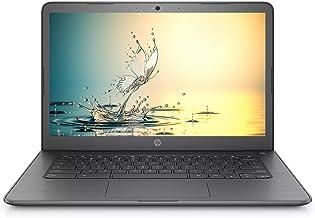 Sponsored Ad - 2021 HP Chromebook 14 Inch Laptop with Webcam, Intel Celeron N3350 up to 2.4 GHz, 4GB LPDDR4 RAM, 32GB eMMC...