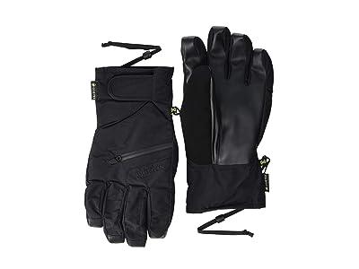 Burton GORE-TEX(r) Under Glove (True Black 1) Snowboard Gloves