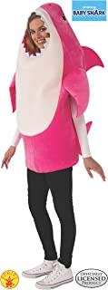 Rubies - Baby Shark - Mommy Shark Adult Costume