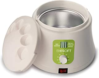 Biosoft Pro Wax Heater (White)