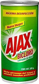 Ajax Limpiador en Polvo Bicloro 388gr
