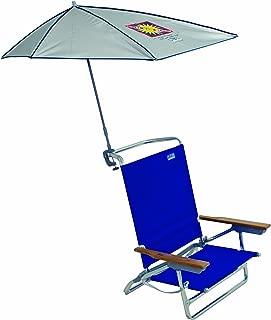 Rio Beach UB57 Total Sun Block My Shade Clamp-On Umbrella (Renewed)