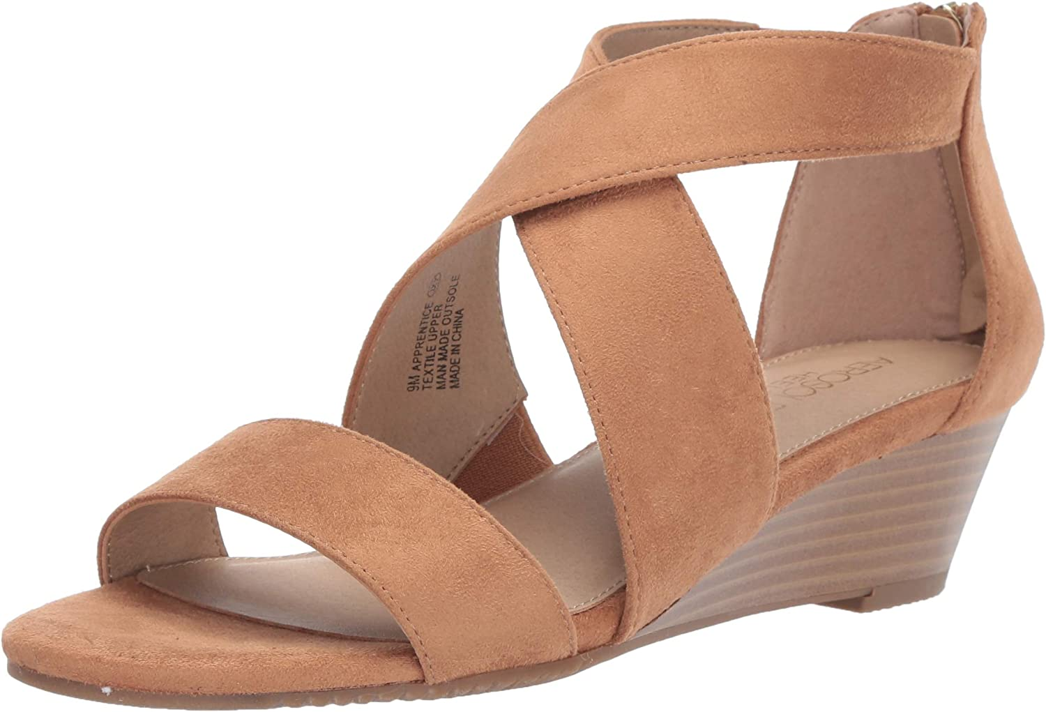 Aerosoles Womens Apprentice Wedge Sandal