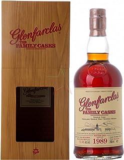 Glenfarclas THE FAMILY CASKS Single Cask WINTER 2018 Sherry Butt 1989 Whisky, 700 ml