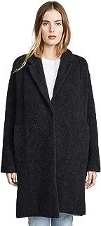 Women's Notch Collar Cardigan