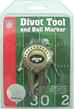 New York (NY) Jets Golf Divot Repair Tool and Ball Marker