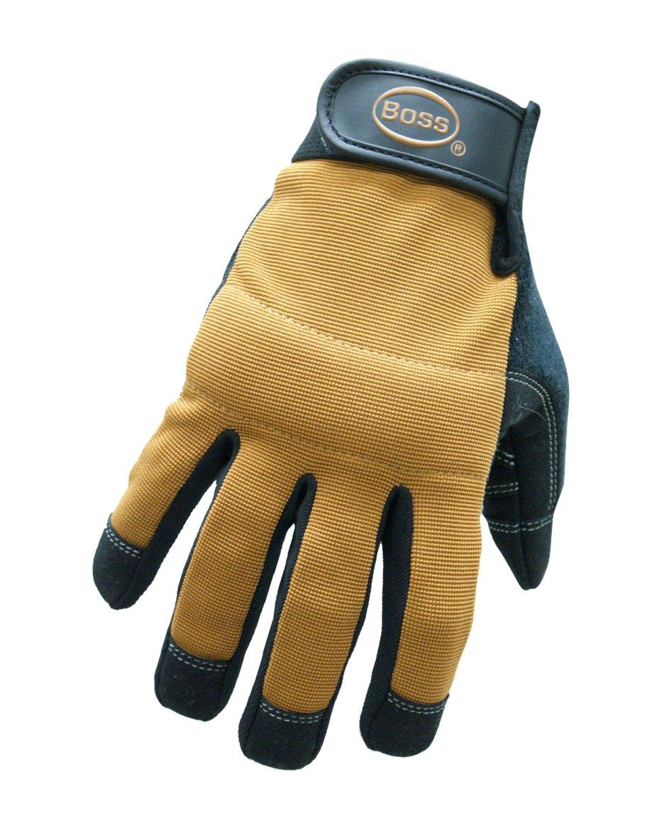 Boss Gloves 5206M New item All Purpose Medium Glove Super special price Mechanic