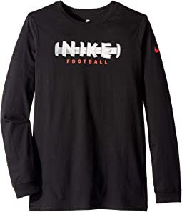 NSW Long Sleeve Laces Tee (Little Kids/Big Kids)