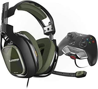 ASTRO Gaming A40 TR Headset + MixAmp M80 - Black/Olive - Xbox One and Future Console