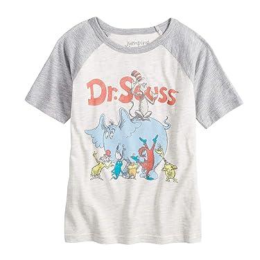 Jumping Beans Little Boys' 4-12 Seuss Group Tee
