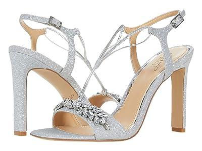 Jewel Badgley Mischka Peaches (Silver) Women