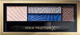 Max Factor Eyeshadow Palette Smokey Eye Drama Kit, 1.8 g, Number 6, Azure Allure