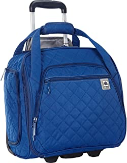 Rolling Tote, Blue