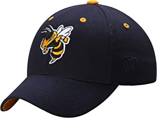 the latest 6de90 eeb91 Top of the World Georgia Tech Yellow Jackets Youth Navy Blue Basic Logo  1Fit Hat